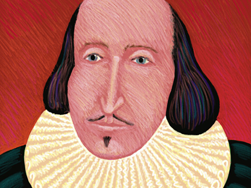 The 400th anniversary of Shakespeare's death