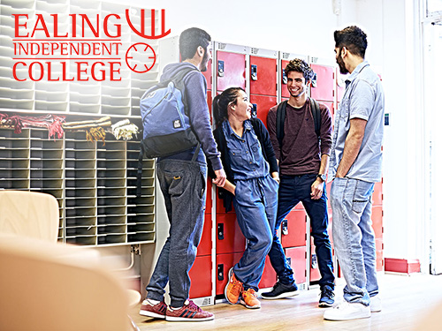 Scholarship opportunities from Ealing Independent College (London)
